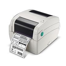 Thermotransfer-/Thermodirekt-Etikettendrucker Kompakt