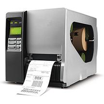 Thermotransfer-/Thermodirekt-Etikettendrucker Schnell