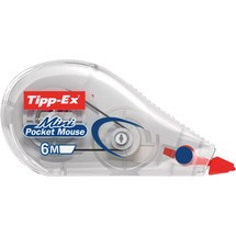 Tipp-Ex® Korrekturroller Mini Pocket Mouse®