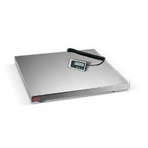 Tisch- und Bodenwaage ADE, max. 40 - 150 kg, 10 - 50 g-Schritte