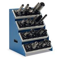 Tischaufsatzgestell für CNC-Werkzeuge, 4 Etagen