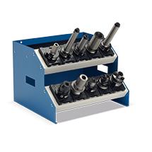 Tischaufsatzgestell für CNC-Werkzeuge. Höhe 30 cm