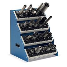 Tischaufsatzgestell für CNC-Werkzeuge. Höhe 53,5 cm