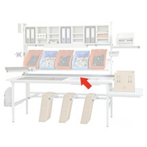Tischbegrenzung für Packtisch Classic und Multiplex