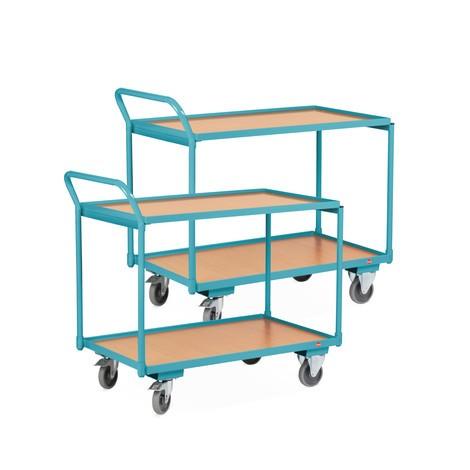 Tischwagen Ameise®, hochstehender Bügel, 2er Set
