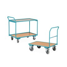 Tischwagen Ameise® + Magazinwagen Ameise®