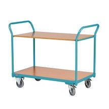 Tischwagen Ameise®, mit 2 Etagen