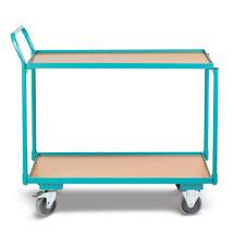 Tischwagen Ameise® - mittelschwer, mit 2 Ladeflächen