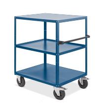 Tischwagen BASIC mit Stahlblechböden