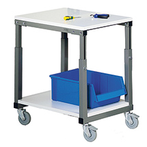 Tischwagen höhenverstellbar. Tragkraft 150 kg