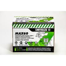 Toalhetes industriais MAX60