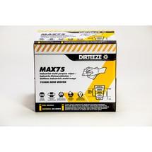 Toalhetes industriais MAX75