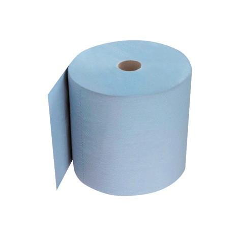 Toallas de papel para el carro de recogida de residuos y de limpieza CLEANING CENTER NEO