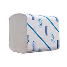Toilettenpapier Kimberly-Clark SCOTT®. Einzelblätter