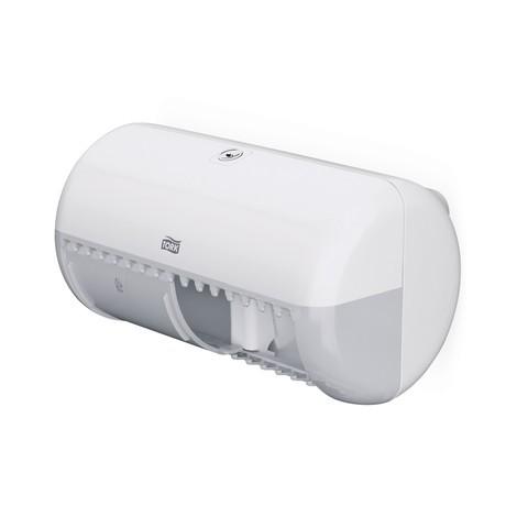 Toilettenpapier-Spender TORK® MINI, weiß