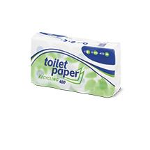 Toilettenpapier Standard, 2 -Lagig für Spender Mini