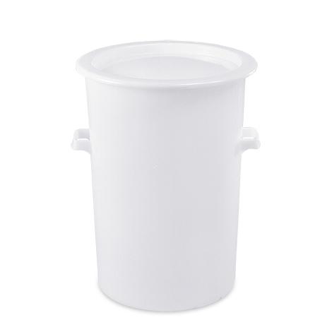 Tonne aus Polyethylen. Inhalt 110 Liter