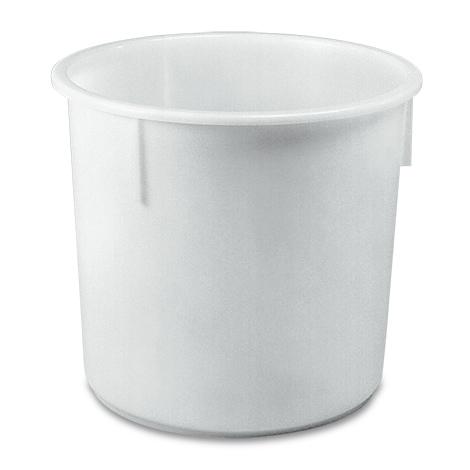 Tonne aus Polyethylen. Inhalt 200 Liter