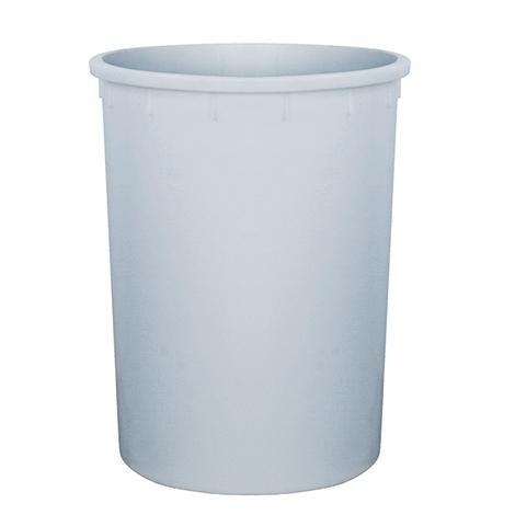 Tonne aus Polyethylen, Inhalt 300 Liter