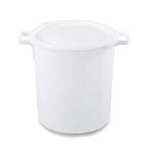 Tonne aus Polyethylen. Inhalt 40 Liter
