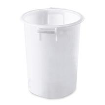 Tonne aus Polyethylen. Inhalt 50 Liter