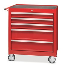 Tool trolley, with drawers, Steinbock®