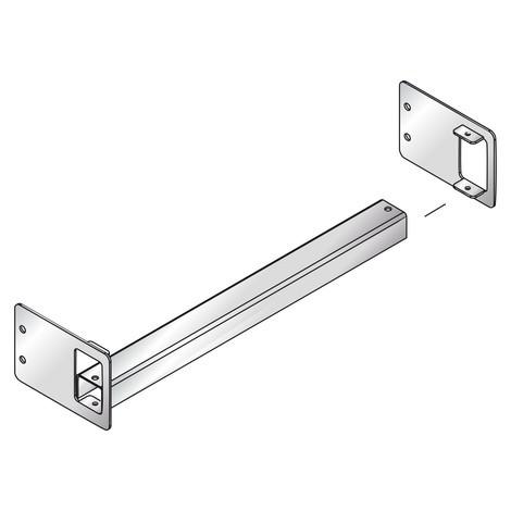 Tope de estantería para estantería de palets META MULTIPAL