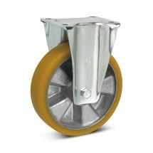 Topthane® polyurethaan bokwielen Premium. Capaciteit 360- 700 kg