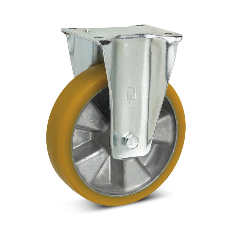 Topthane® Polyurethan-Bockrollen Premium. Tragkraft 360 - 700 kg