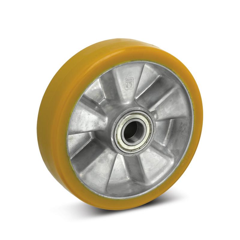 Topthane® Polyurethan-Räder Premium. Tragkraft 360 - 700 kg