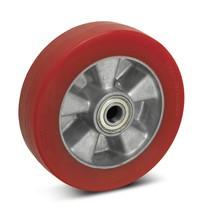 Topthane® soft polyurethaan wielen Premium. Capaciteit 270- 700 kg