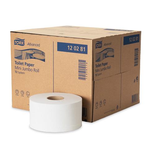 TORK® Toilettenpapier Advanced für JUMBO-Spender
