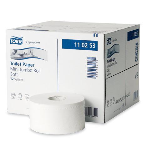 TORK® Toilettenpapier Premium für MEDIUM-Spender