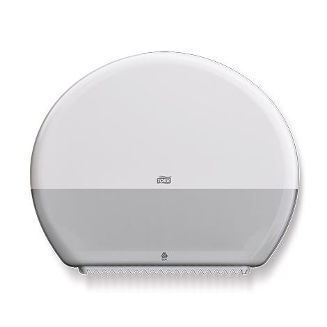 TORK® Toilettenpapier-Spender JUMBO, weiß
