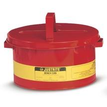 Tränkbehälter asecos® mit Klappdeckel