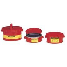 Tränkbehälter Justrite® mit Klappdeckel