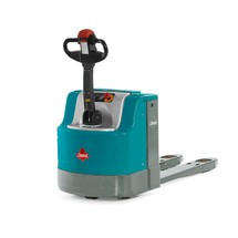 Transpaleta eléctrica Ameise®, longitud de horquilla 1.150 mm, capacidad de carga 2.000 kg
