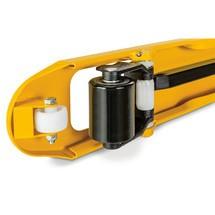 Transpaleta manual Ameise®, capacidad de carga de 2000kg, longitud de horquillas 1150 mm