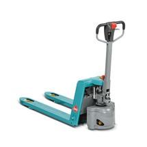 Transpaleta manual eléctrica Ameise® SPM 113, longitud de horquillas de 1150mm