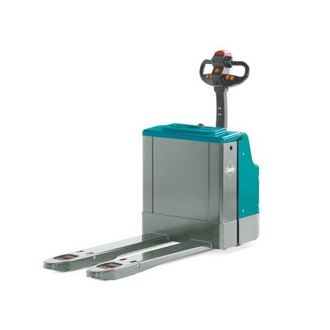 Transpallet elettrico Ameise®, larghezza portata forche speciale 685 mm, lunghezza forche 1.150 mm, portata 2.000 kg