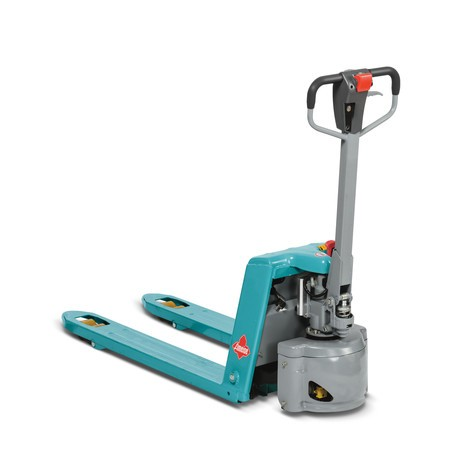 Transpallet manuale elettrico Ameise® SPM 113, lunghezza forche 1.150 mm