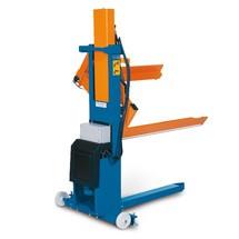 Transportador de paletes EdmoLift® eletro-hidráulico com função de inclinação