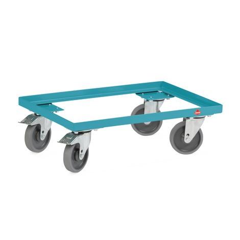 transporter na kółkach do pojemników Euro Ameise®, Steel