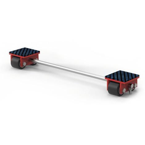 Transportfahrwerk Premium, verstellbar
