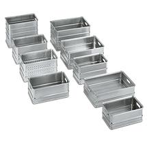 Transportkasten Ameise ® aus Aluminium. Inhalt bis 155 Liter