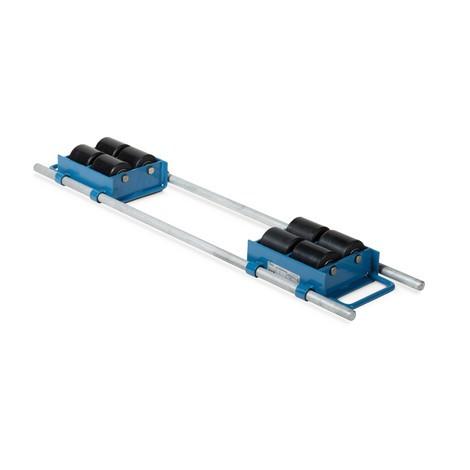 Vaak Transportroller BASIC, verstelbaar | Jungheinrich PROFISHOP FF62