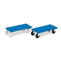 Transportroller fetra®, 600 x 300 x 140mm, Tragkraft bis 500kg