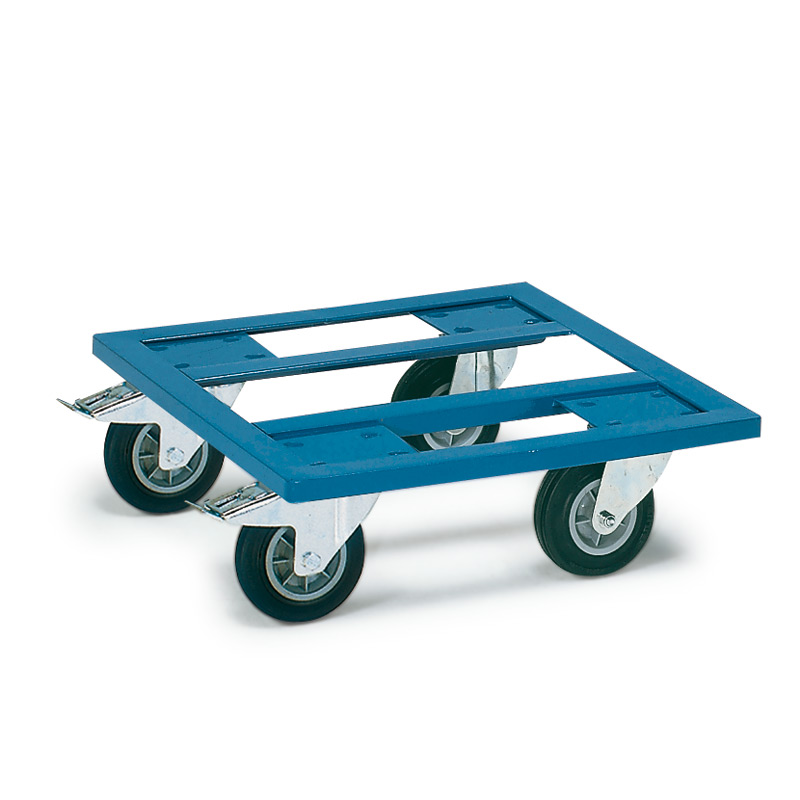 Transportroller fetra®, Tragkraft 400 kg, 500x500mm