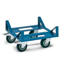 Transportroller für Ballen, Tragkraft 400 kg, 500x500mm
