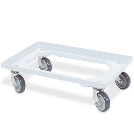 Transportroller für Euro-Stapelbehälter